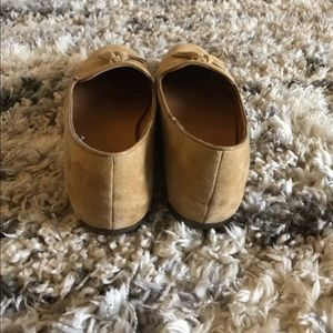 J. Crew Factory Shoes - Cora Suede Tassel Loafer